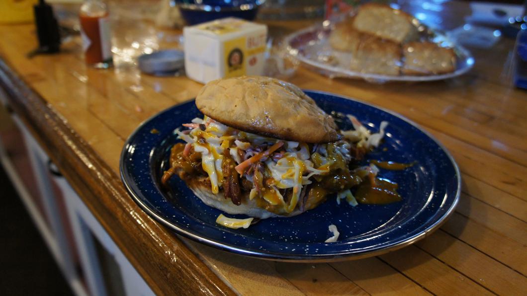 DeSoto Grill | Montana BBQ